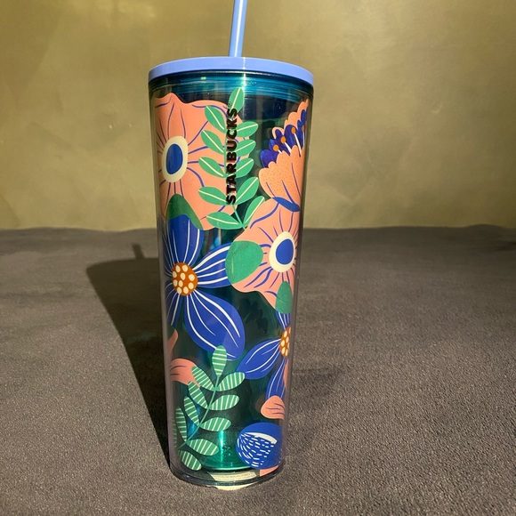 Starbucks Other - Starbucks 2020 Flower Tumbler